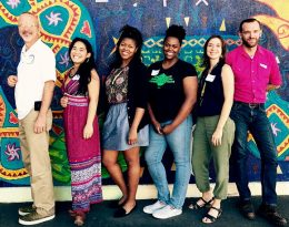 Bret Harte Middle School Teacher Scholars Group