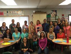 Colonial Acres Teacher Scholars Group