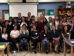 OUSD Newcomer Teacher Scholars Group